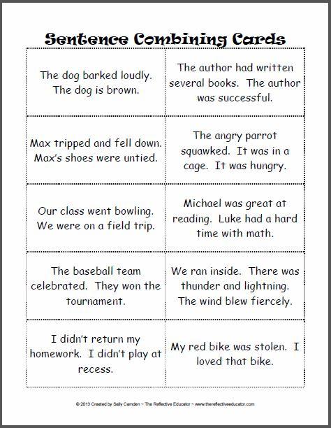 proofreading worksheets middle school
