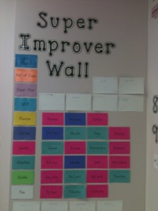 Super Improver Wall