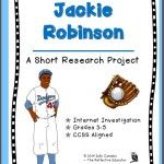 Researching Jackie Robinson