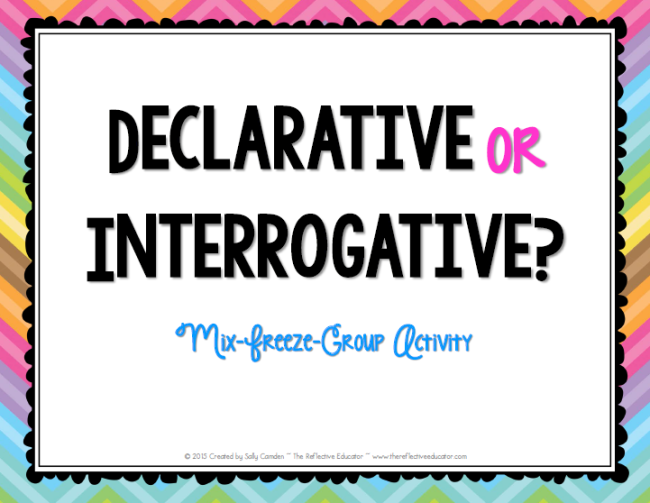 CoverMFGDeclarativeorInterrogative