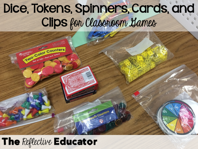 classroom game basket