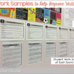 Opinion Writing ~ Student Work Samples