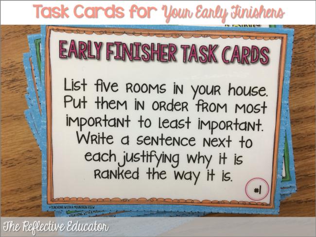 early school days essay