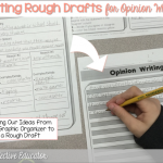 Opinion Writing ~ Rough Drafts