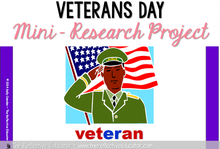 Veterans Day Mini-Research Project