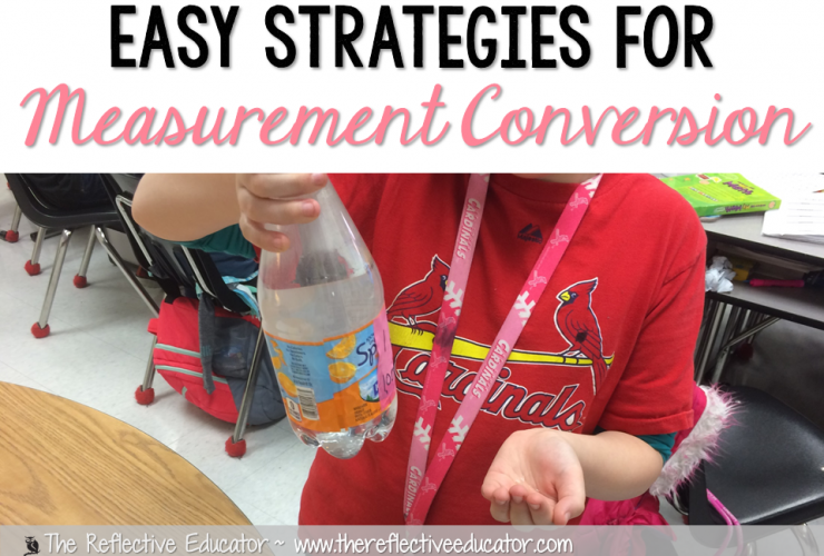 Easy Strategies for Measurement Conversion