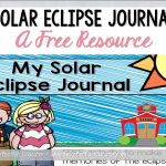 Solar Eclipse ~ FREE Journal