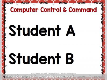 computer roles