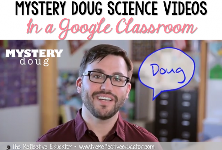 Mystery Science Videos In a Google Classroom