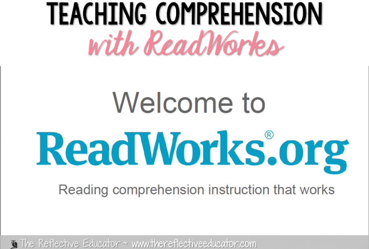 Teaching Comprehension with ReadWorks