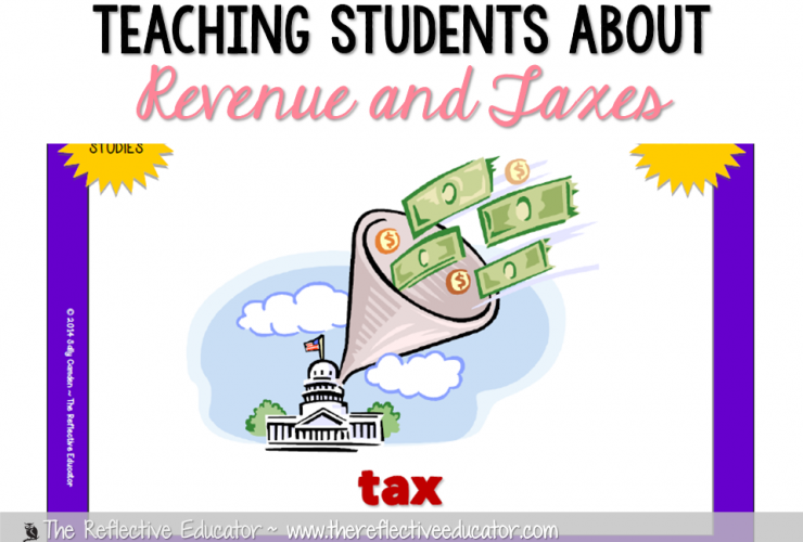 Teaching Students About Revenue and Taxes