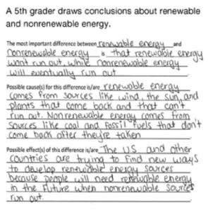 Compare-Conclusions