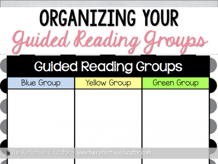 reading groups