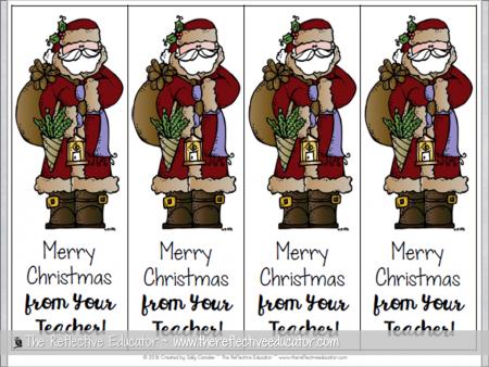 christmasbookmarkblog