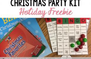 Christmas Party Kit
