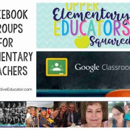 Facebook Groups for Teachers